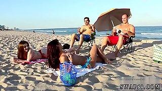 Tiny teen Beach Bait And Switch