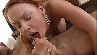 Hot homebody Janet Mason loves getting a good cock pounding indoors